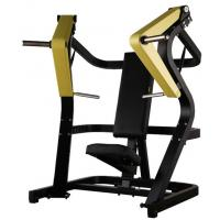 Incline Chest Press Equipment / Gym And Fitness Equipment For Physical Exercise