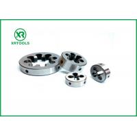 China Open Mouth Thread Cutting Dies , Adjustable Hex Rethreading Dies For Cutting wholesale