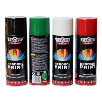 Buy cheap Automotive Tinplate Can MSDS 400ml Aerosol Spray Paint from wholesalers