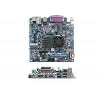 Intel Dual-Core C1037U CPU Industrial computer Motherboard Support VGA / LVDS / DVI