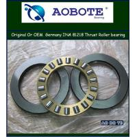 China INA 81218 Thrust Roller Bearing ABEC-5 With Flat Seat and Single Direction wholesale