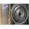 Buy cheap 20L US SS Beer Keg , Slim Beer Kegs For Brewing / Beverage And Storage from wholesalers