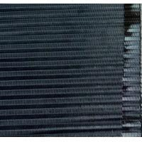 China 1.7 3.35 meter Black Spiral Monofilament  Polyester Mesh for wide pinter machine wholesale