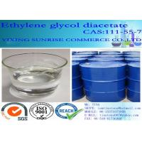 Wholesale Core Binding Resins Ethylene Glycol Diacetate CAS 111-55-7 EGDA For Foundry Solvent from china suppliers