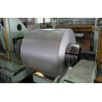 China Regular Spangle Hot Dipped Galvanized Steel Coils 914 - 1250mm Width wholesale