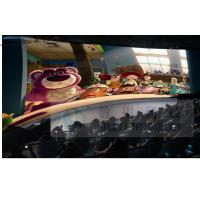 China Ace Screen Yamaha 4D Motion Ride Movie Theater For Shopping Mall wholesale