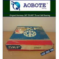 China SKF 51140F Thrust Ball Bearing C3 , Miniature Ball Bearing for Agriculture wholesale