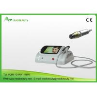 China Non - Surgical Fractional Radio Frequency Microneedle Machine For Wrinkle Removal wholesale