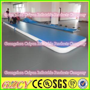 China Flat Surface Gymnastic Tumble Track wholesale