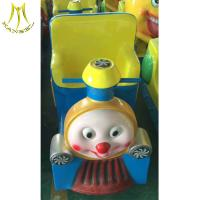 China Hansel hot selling coin operated car rides electric amusement park toys wholesale