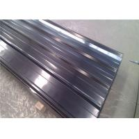 China Anti Oxidation Alloy 3003 Corrugated Aluminum Sheet Coloured Easy Installation wholesale