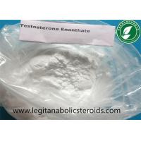 China Injectable Anabolic Steroid Testosterone Enanthate for Muscle Gain CAS 315-37-7 wholesale