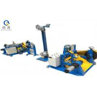 China Copper Recycling Wire Winding Machine 220V / 380V Voltage 3000 Kg Maximum Load Capacity wholesale
