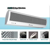 China Single Cooling Compact Commercial Air Curtain For Overhead Doors 120cm Length wholesale