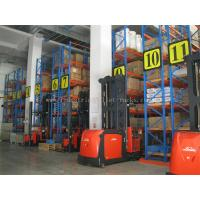 Wholesale 5m / 16.5 FT Height Narrow Ailse Industrial Pallet Rack System Saving Space & Manpower from china suppliers