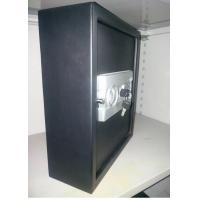 Buy cheap Black Body Small Gun Safe Fireproof , Hidden Gun Safe Q235B Steel Easy Operation from wholesalers