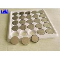 China Lithium Manganese 3v Coin Battery , Customized Cr2025 Lithium Battery wholesale