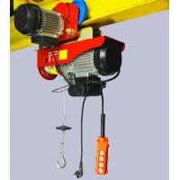 China Yt certified China Brand New PA singlr phase light weight mini electric hoist MOQ 20 sets on sale