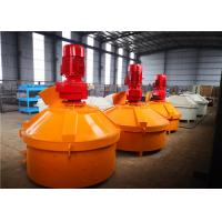 Orange White Counter Current Mixer CE Approved High Efficiency Low Energy Consumption