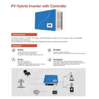 China 1kw~5kw Smart PV Hybrid Off Grid Inverter integrated MPPT Controller Home Use Solar Off Grid System on sale
