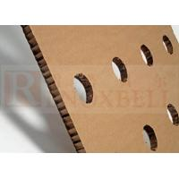 China Interior / Exterior Lightweight Honeycomb Board Fireproof Modern A3003 / A5052 wholesale