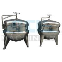 China Cooking Pot with Mixer Sugar Cooking Jacketed Kettle (ACE-JCG-9G) wholesale