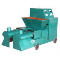 China Coal rods molding machine with high quality wholesale