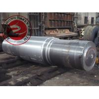 China High Precision Forged Steel Roller Flange Forging For Metallurgical Machine wholesale