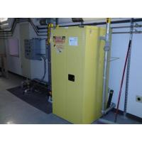 Quality Temperature Control Flammable Safety Storage Cabinet With Filter System for sale