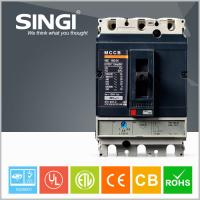 China SINGI 160amp Moulded Case Circuit Breaker mccb for industrial , commercial wholesale