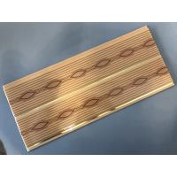 Buy cheap Timeproof Decorative Bathroom PVC Wall Panels 8 Inch Width 5mm Thick from wholesalers