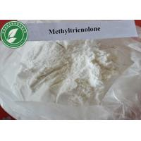 China Methyltrienolone Muscle Building Steroid Powder Metribolone CAS 965-93-5 wholesale