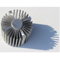 China Finished Machining Aluminium Heatsink Extrusions Anodized 6063-T5 wholesale