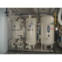 China Regenerative Desiccant Nitrogen Dryer with Touch Screen Panel / PLC Control wholesale