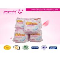 China Ultra Thin Mini Sanitary Napkins Without Wings / Winged Women'S Menstrual Period Use wholesale