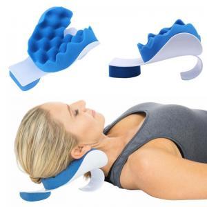 China Eco Friendly Relax Massage Pillow , Neck Massage Pillow Ergonomic Design wholesale