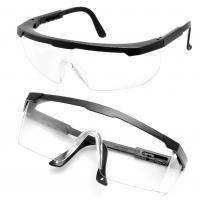 China Adjustable Medical Safety Goggles , Surgical Safety Glasses UV Resistant wholesale
