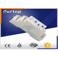 China AC0.7-3VA DC0.5-1.7w Multifunction Timer Relay , Spdt Time Delay Relay 5A Rated Current wholesale