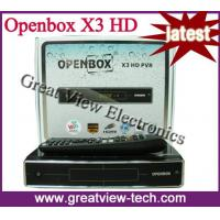 Buy cheap Openbox X3 full hd with wifi for worldwide market from wholesalers