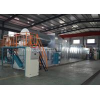 Quality Siemens Motor Waster Paper Egg Tray Machine 400-12000pcs / Hour Production Speed for sale