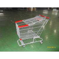 Quality Amercian 114 Childs Metal Shopping Carts with E-coating and grey powder coating for sale