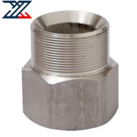 China High Precision CNC Custom Machining Nipples Stainless Steel CNC Machining Parts wholesale