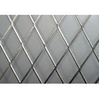 China Galvanized Expanded Metal Mesh, SWD4mm*LWD: 8mm diamond shape, Thickness: 0.5mm wholesale