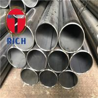 China GB/T 3091 Q195 Q215A/B Q235A/B Welded Steel Tube St33 Cr.B DIN S185 SS330 wholesale