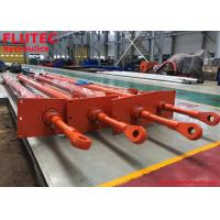 China Ceramic Coated Piston Rod Long Stroke Hydraulic Cylinder For Intake Gate Of Water Dam wholesale
