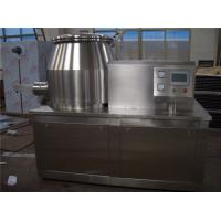 China Foodstuff  Wet Granulation Equipment Cutting Speed 1500 Rpm With Z Shaped Rotor Blade wholesale