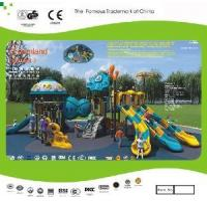China Dreamland Series Outdoor Indoor Playground Amusement Park Equipment (KQ10114A) wholesale