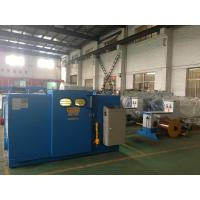 Sky Blue Wire Buncher Machine With Core Wire Stranding Outer Dia 1 To 6mm