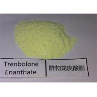 China Parabolan Light Yellow Anabolic Steroid Trenbolone Enanthate for Bodybuilding wholesale