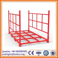 China customized steel Fixed Storage stacking Rack wholesale